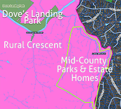 Mid-County Parks & Estates location